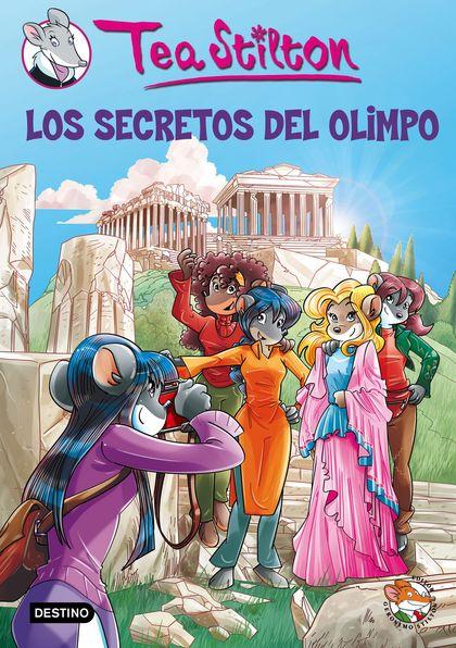 LOS SECRETOS DEL OLIMPO. TEA STILTON 20