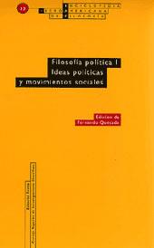 FILOSOFIA POLITICA I