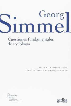 CUESTIONES FUNDAMENTALES DE SOCIOLOGÍA.