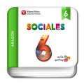 SOCIALES 6 ARAGON (DIGITAL) AULA ACTIVA.