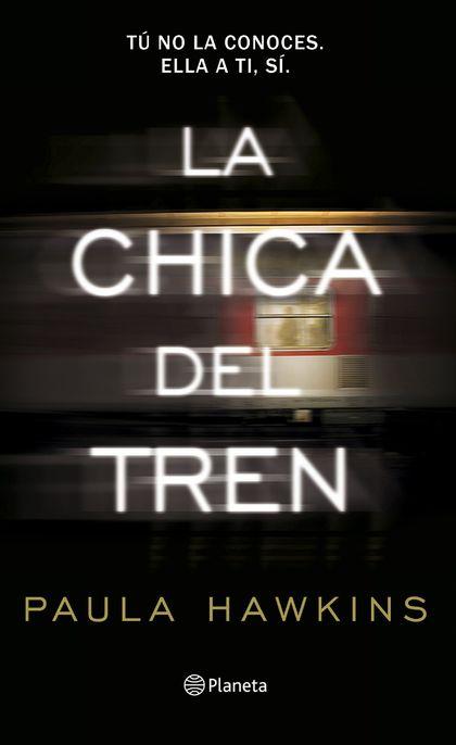 LA CHICA DEL TREN.