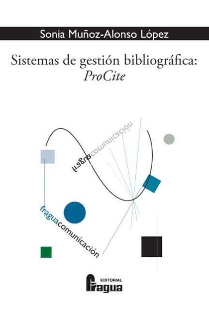 Sistemas de Gestión Bibliográfica: ProCite