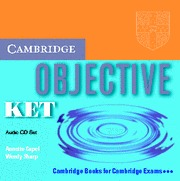 OBJETIVE KET AUDIO CD SET