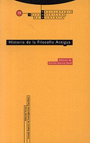 HISTORIA FILOSOFIA ANTIGUA