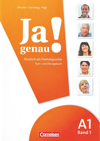 JA GENAU! A1 BAND 1 LIBRO ALUMNO Y EJERCICIOS + CD.