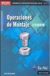 OPERACIONES DE MONTAJE (MF0088_1).