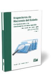 INSPECTORES DE HACIENDA DEL ESTADO. CONTESTACIONES A LOS CUESTIONARIOS DEL TERCE