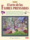 EL ARTE DE LAS FLORES PRENSADAS