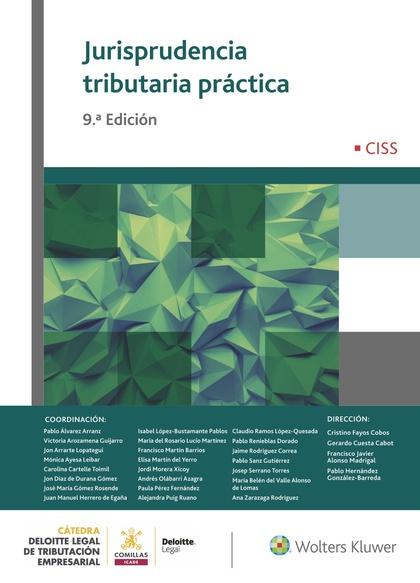 JURISPRUDENCIA TRIBUTARIA PRÁCTICA (9.ª EDICIÓN).