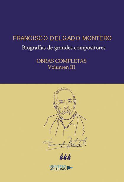 Obras Completas Volumen III
