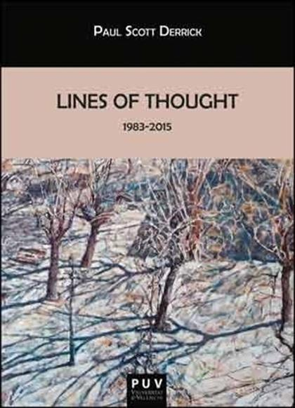 LINES OF THOUGHT. 1983-2015