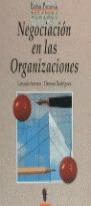 NEGOCIACION EN LAS ORGANIZACIONES