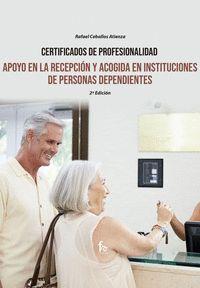 APOYO EN LA RECEPCION Y ACOGIDA DE INSTITUCIONES DE PERSONAS