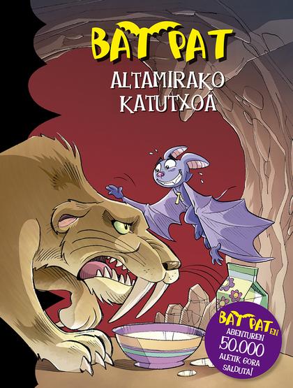 BAT PAT ALTAMIRAKO KATUTXOA 32.