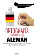 ORTOGRAFÍA CORRECTA DEL ALEMÁN.