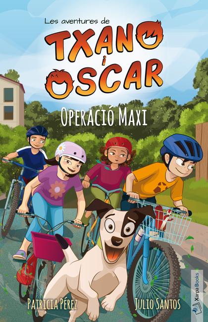 OPERACIÓ MAXI                                                                   LES AVENTURES D