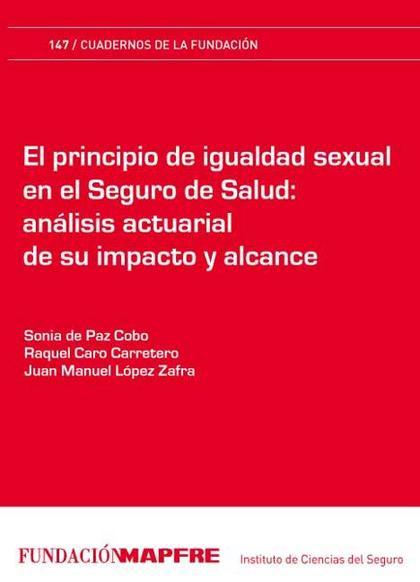 El principio de igualdad sexual en el Seguro de Salud