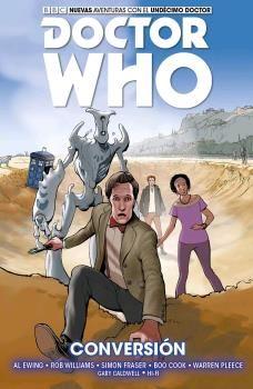 UNDECIMO DOCTOR WHO 3: CONVERSIÓN
