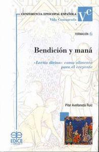 BENDICIÓN Y MANÁ.