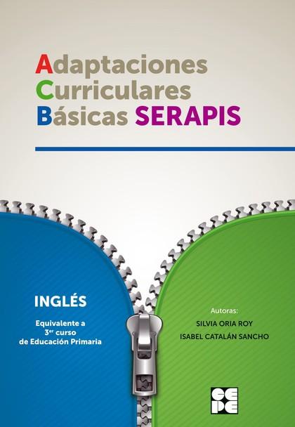 ADAPTACIONES CURRICULARES BASICAS SERAPIS INGLES 3ºEP.