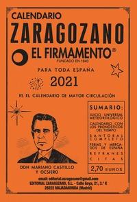 CALENDARIO ZARAGOZANO 2021