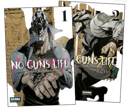 PACK INICIACION NO GUNS LIFE 1+2.