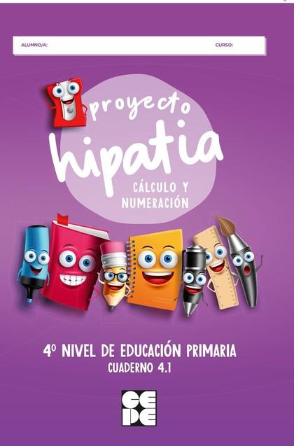 PROYECTO HIPATIA. CÁLCULO Y NUMERACIÓN 4.1.