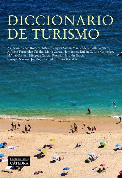DICCIONARIO DE TURISMO.