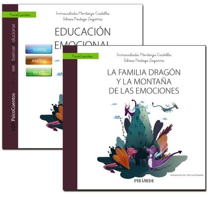 GUÍA: EDUCACIÓN EMOCIONAL+ CUENTO: LA FAMILIA DRAGÓN Y LA MONTAÑA DE LAS EMOCION