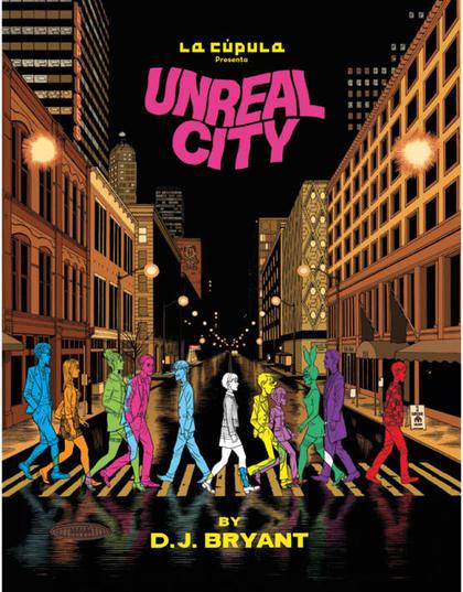 UNREAL CITY.