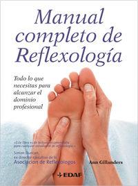 MANUAL COMPLETO DE REFLEXOLOGÍA
