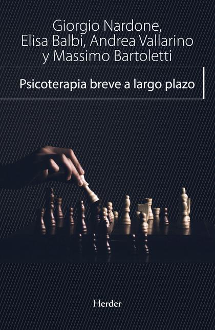 PSICOTERAPIA BREVE A LARGO PLAZO.