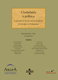 CIUDADANÍA Y POLÍTICA: X ASOCIACIÓN ESPAÑOLA DE LETRADOS DE PARLAMENTOS (ZARAGOZA, 24, 25, 26 D