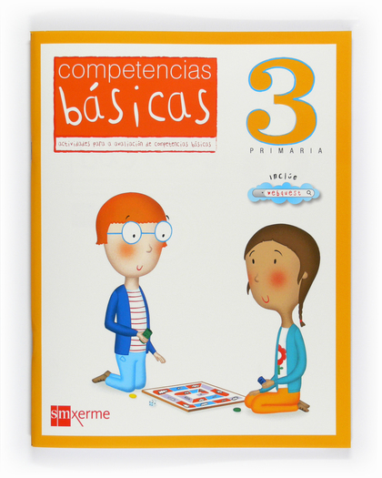 COMPETENCIAS BÁSICAS, 3 EDUCACIÓN PRIMARIA, 2 CICLO (GALICIA)