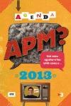 AGENDA APM 2013.