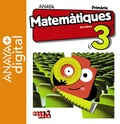 MATEMÀTIQUES 3. PRIMÀRIA. ANAYA + DIGITAL..