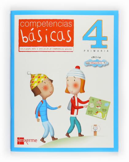 COMPETENCIAS BÁSICAS, 4 EDUCACIÓN PRIMARIA, 2 CICLO (GALICIA)