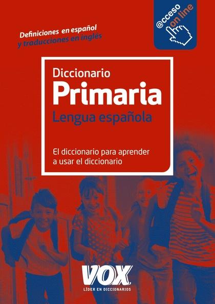 DICCIONARIO DE PRIMARIA.