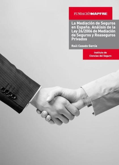 LA MEDIACIÓN DE SEGUROS EN ESPAÑA