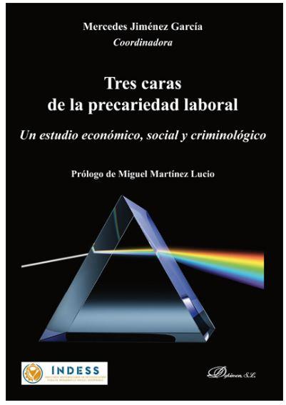 TRES CARAS DE LA PRECARIEDAD LABORAL. UN ESTUDIO ECONOMICO, SOCIAL Y CRIMINOLOGICO. PROLOGO DE