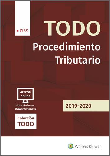 TODO PROCEDIMIENTO TRIBUTARIO 2019-2020.