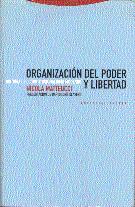 ORGANIZACION DEL PODER Y LIBERTAD HISTORIA CONSTITUCIONALISMO