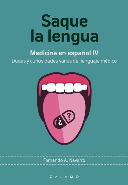 MEDICINA EN ESPAÑOL IV. LABORATORIO DEL LENGUAJE