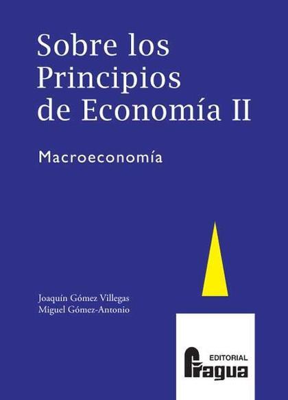 Sobre los principios de economia II. Macroeconomia