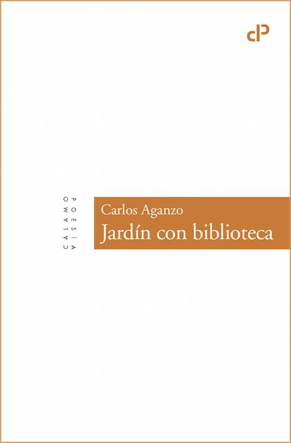 JARDÍN CON BIBLIOTECA.
