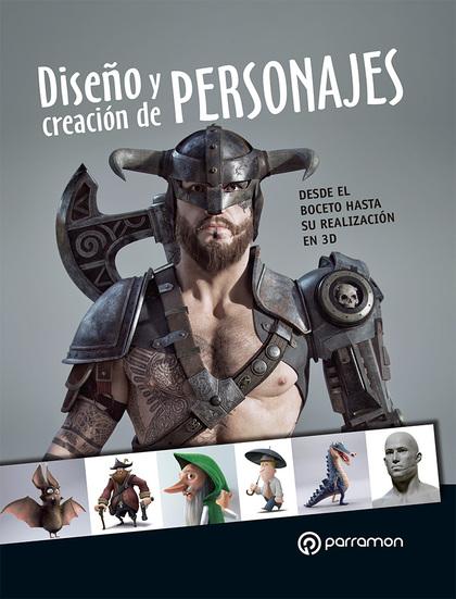 DISEÑO Y CREACIÓN DE PERSONAJES