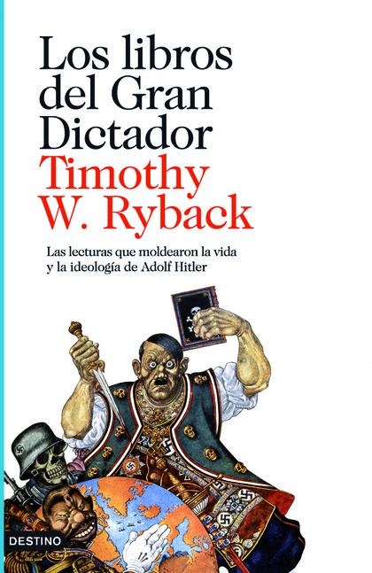 LOS LIBROS DEL GRAN DICTADOR.