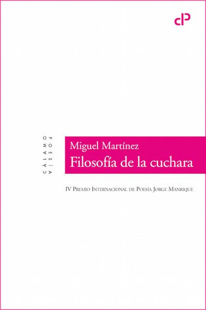 FILOSOFÍA DE LA CUCHARA