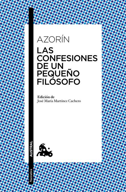 LAS CONFESIONES DE UN PEQUEÑO FILÓSOFO.