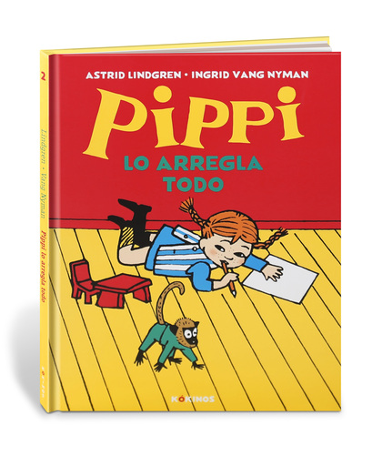 PIPPI LO ARREGLA TODO.